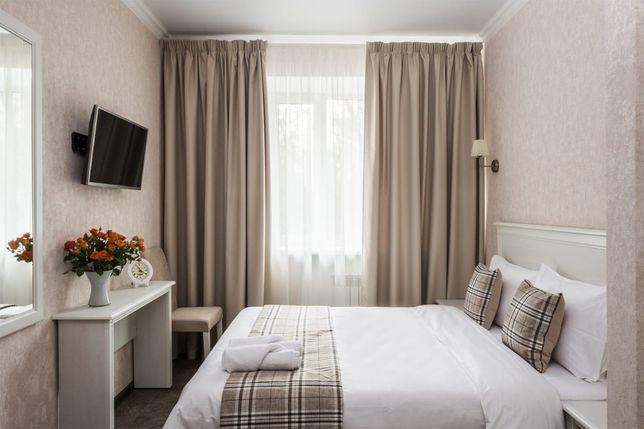 Чистая, уютная квартира от центра 7-12 минутах езды.