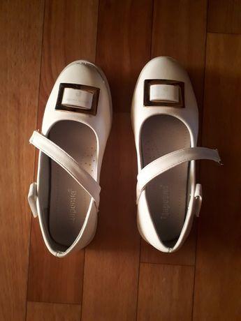 Туфли для девочек р-р 33