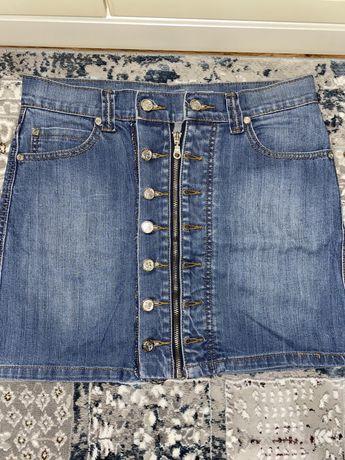 Продам джинсовые юбки! 2 юбки за 5000 тг.