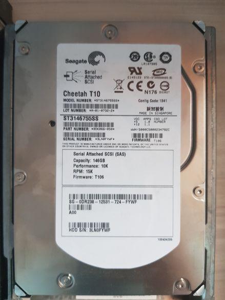 Seagate ST3146755SS SCSI SAS Hard Drive