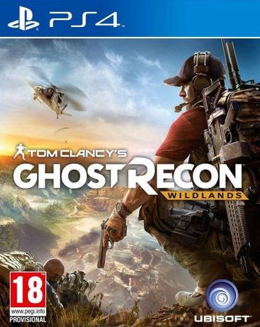 Joc GHOST RECON Ps4 - Jocuri Playstation