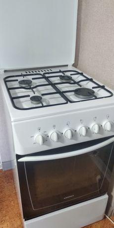 Газовая плита Норд с электро грилем.