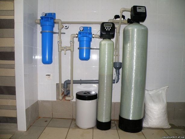 фильтры для частных домов и коттеджей.