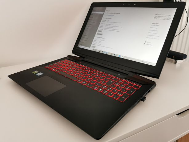 Laptop Gaming Lenovo IdeaPad Y700 - 15ISK
