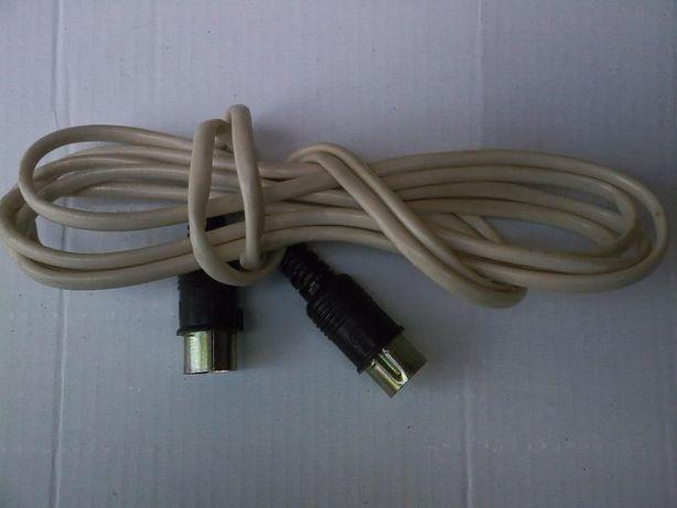 Cablu stereo inregistrare casetofon, magnetofon, vintage, nou