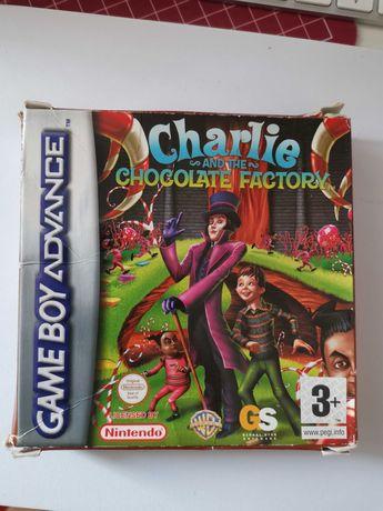Vând joc Charlie and the Chocolate Factory Nintendo Gameboy Advance