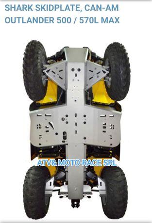 Scut aluminiu atv Can Am Cf moto Tgb Linhai Polaris