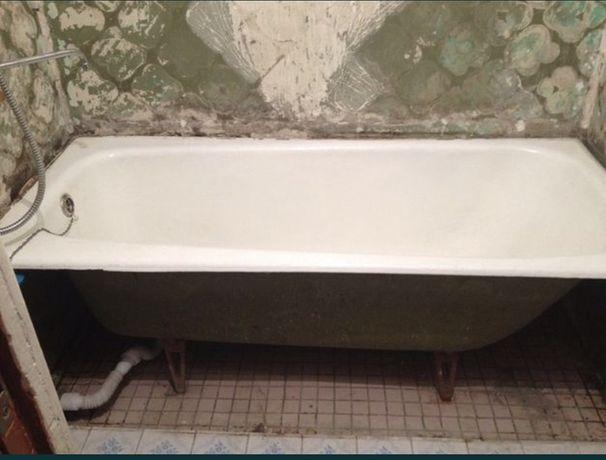 Принемаем чугунные ванны