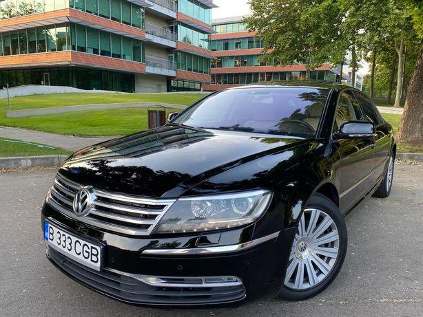 •Volkswagen Phaeton Long•2012•3.0 4x4•Variante