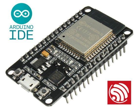 Placa ESP32 WiFi + Bluetooth superior la esp8266, AP(hotspot)+STA
