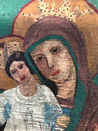 Icoana 1939 pictata