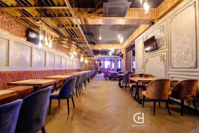 мебель ЛОФТ для барбер шопов и кафе, баров и офисов