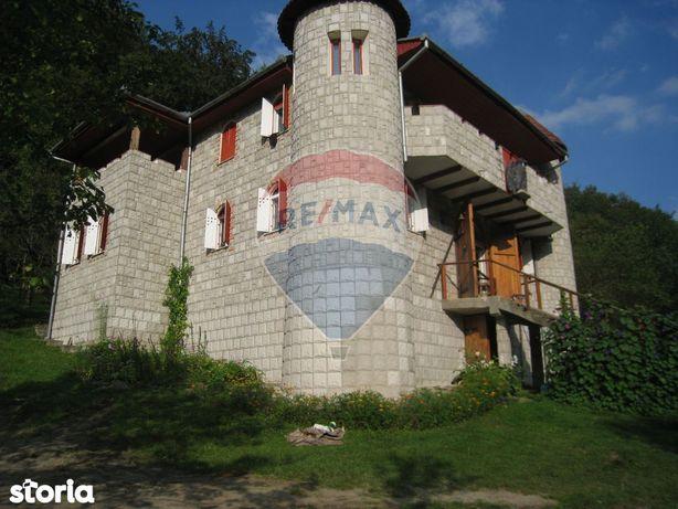 Casă / Vilă cu 4 camere de vânzare in Muntii Orastiei, Hunedoara