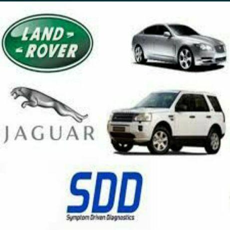 Diagnoza dedicata Jaguar Land Rover