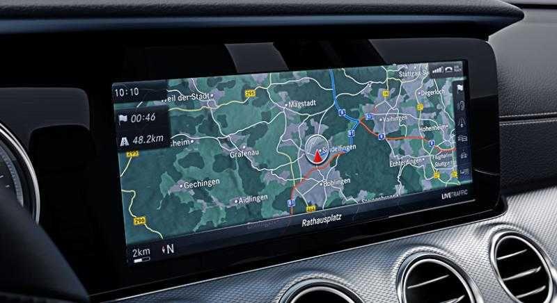 Harti navigatie Mercedes E Class W213 Comand Online NTG5.5 Europa 2021