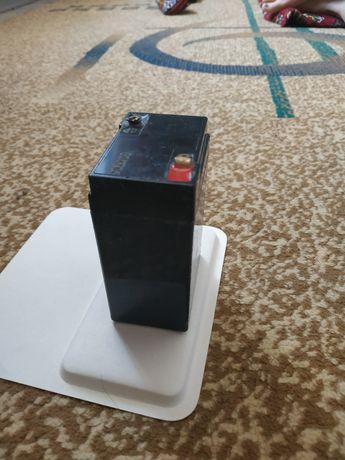 Детский машинаға б/у аккумулятор батарека сатылады.