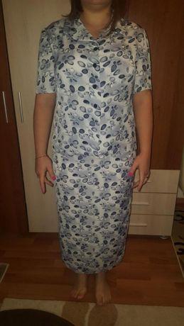Costum 2 piese, elegant, dama, fusta si bluza, 38