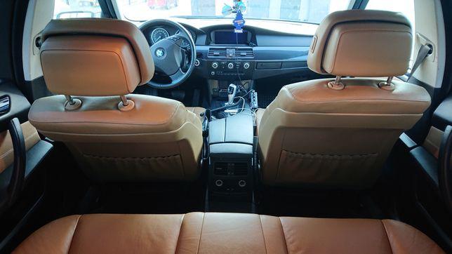 BMW SERIA 5 2.0 D 2010 E 61. EURO 5