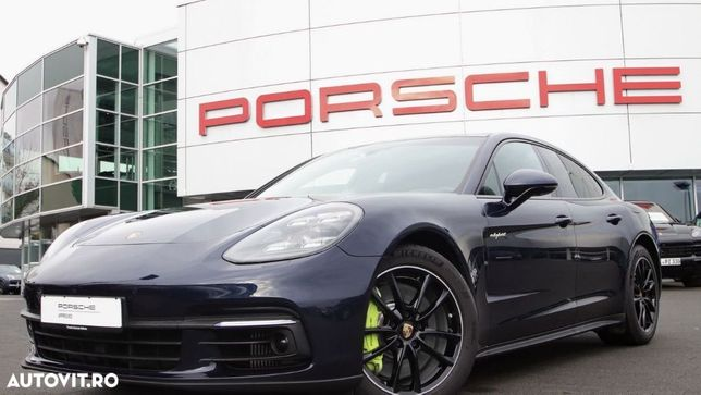 Porsche Panamera Hibrid / 2 ani Garantie Producator / Bose / LED Matrtix / Soft Close