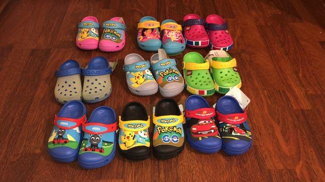Crocs крокс детские
