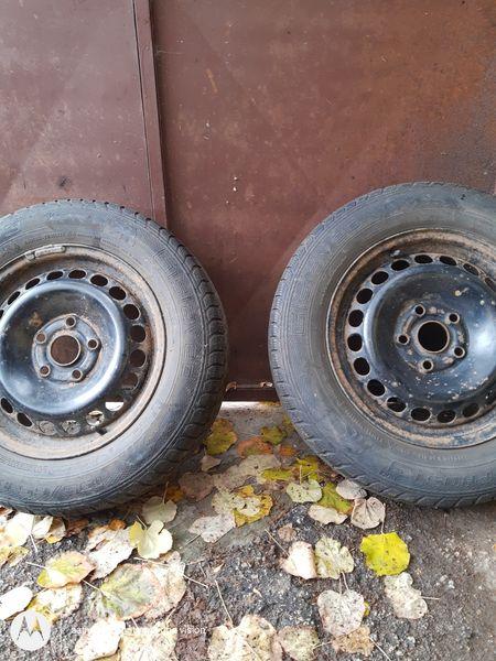 "Джанти 15"" 5х112 VW/AUDI гр. Ловеч - image 1"