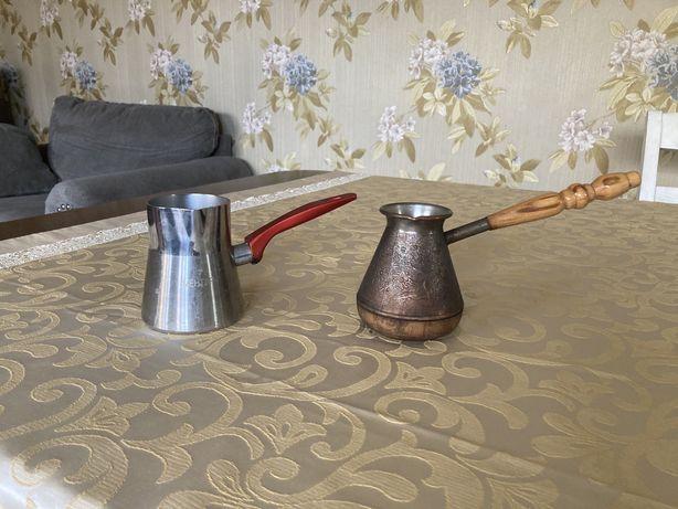 Продам 2 турки для кофе
