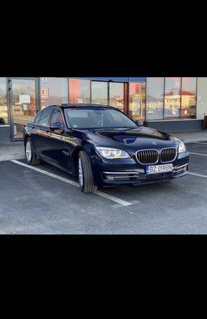 BMW SERIA 7 Faruri LED /Head Uq Display/ Trapa / Memorii/Soft close