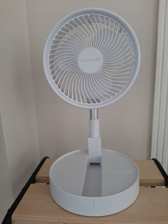 Настольный беспроводной вентилятор