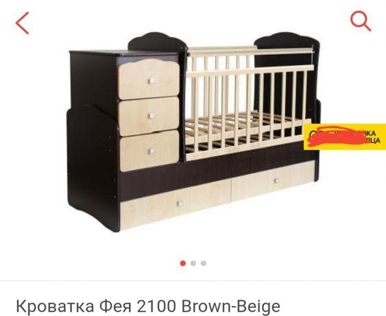 Продам кровать новый состояние отличное