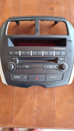 Mitsubishi ASX мицубиши cd радио mp3