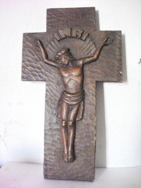 Красив кръст дърворезба гр. Разград - image 1