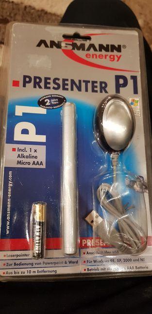 Laserpointer ansmann presenter p1
