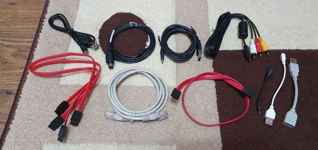 Cablu / Cabluri audio, video, calculator, retea, telefon, hard