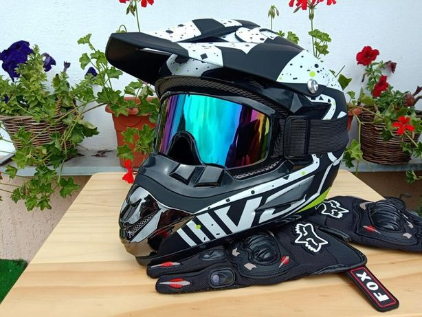 casca moto atv enduro motocross quad buggy bicicleta downhill mx