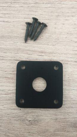 Китарен jack plate черен