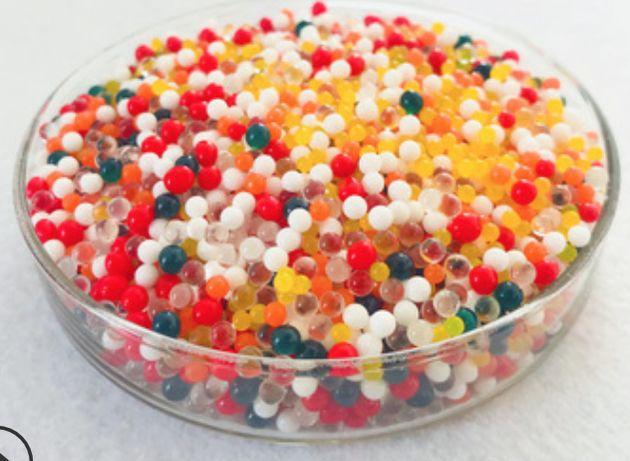 Аквагрунт- Гидрогель 100 грамм разноцветный
