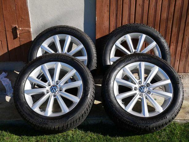 Jante 17' VW Passat B8 | Tiguan | T-Roc | Polo + anvelope noi iarna