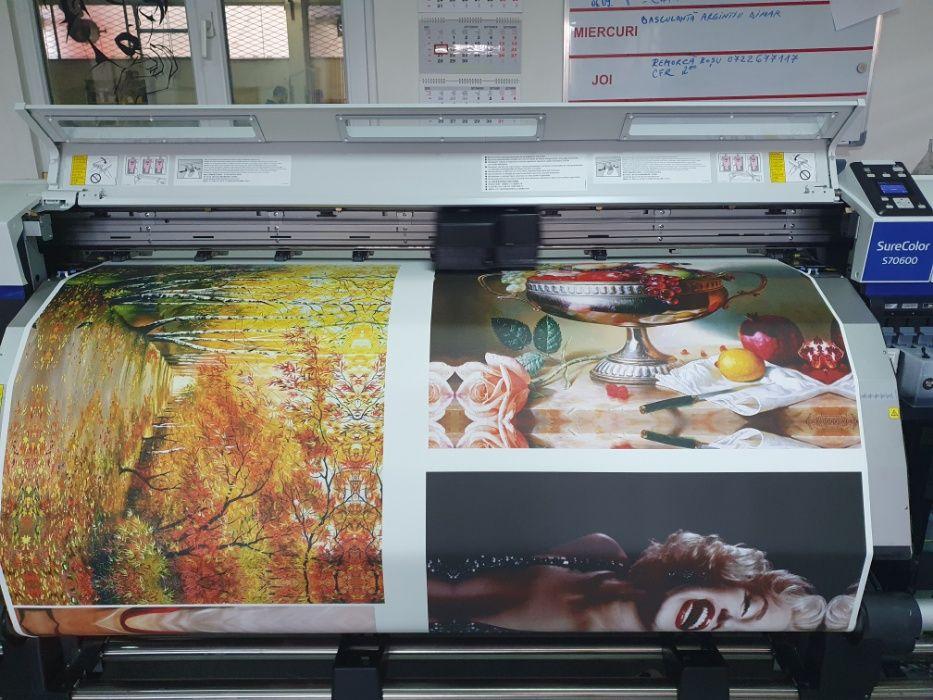 Bannere publicitare,meshuri,autocolant laminat,afise,postere Bucuresti - imagine 1