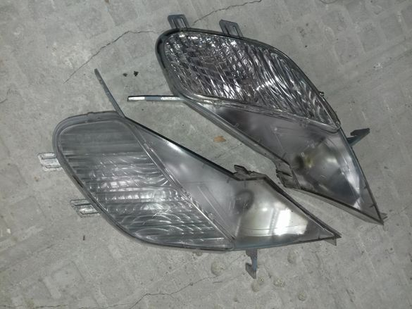 Cayenne 955 Genuine White Side Marker Lights - Предни Габаритни светли