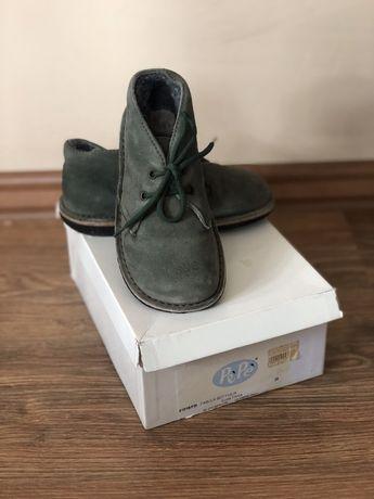 Ботинки утепленные Pepe