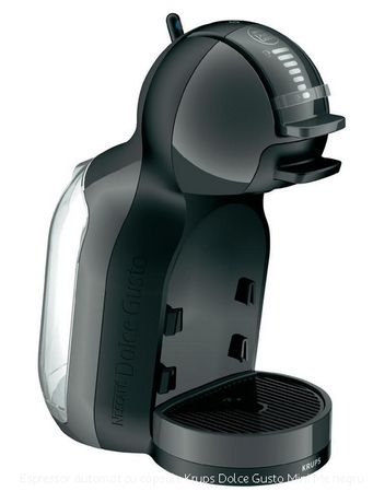 Espressor automat cu capsule Krups Dolce Gusto Mini Me negru