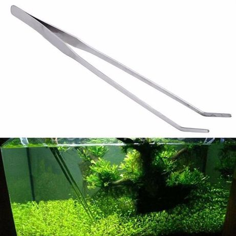 Penseta plante acvariu curbata 27 cm