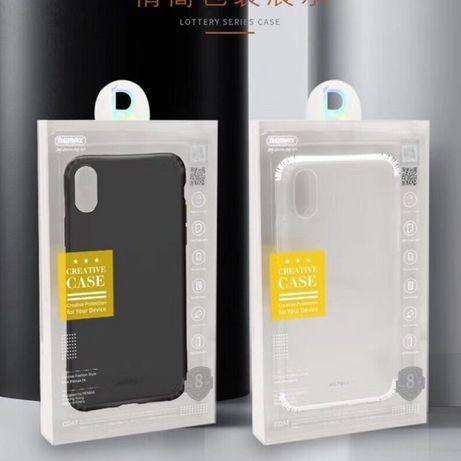 Силиконов гръб Remax Soft TPU Case за Apple iPhone X, iPhone XS