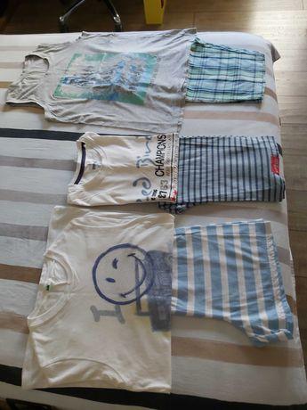 Летни памучни пижами