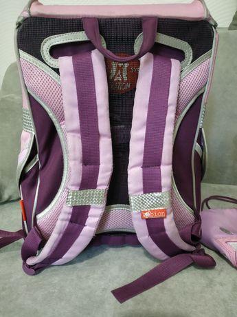 Школьный рюкзак ортопедический + мешок для обуви.