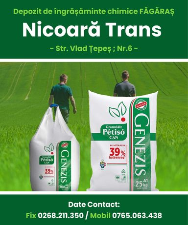 Îngrășăminte complexe ; Nitrocalcar ; NPK ; Superfosfat ; Uree ; Azot