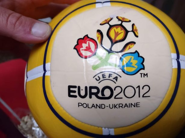 Minge fotbal Euro 2012