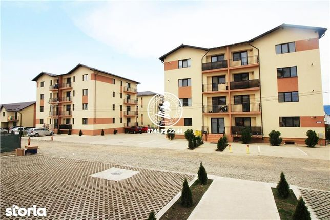 Apartament nou 1 camera-decomandat-boxa+parcare-Lunca Cetatuii
