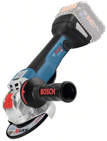 FLEX Bosch GWX Model Nou cu prindere X-Lock Corp + acumulator 8A wurth