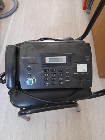 телефон факс панасоник 2000 тг в рабочим состояний